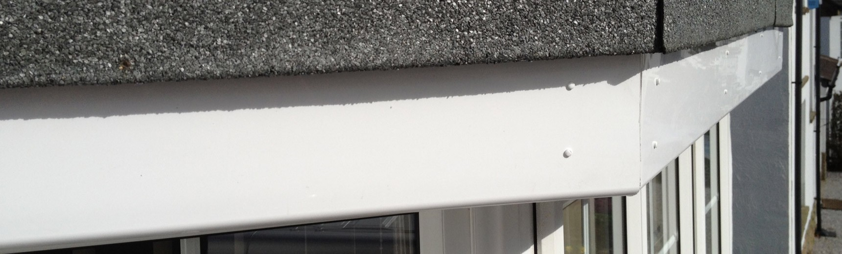 PVC roofline maintenance Sheffield